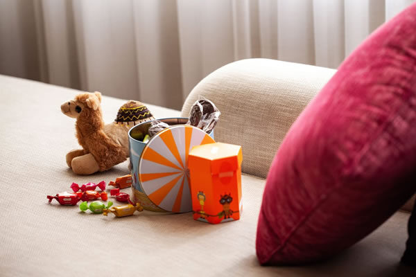 Kids Amenities -©Four Seasons Hotel Riyadh