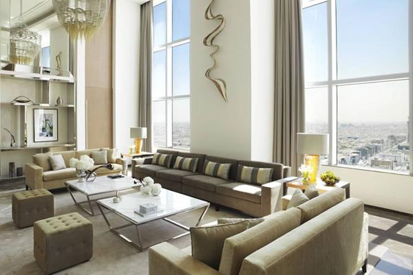 Kingdom Suite -©Four Seasons Hotel Riyadh
