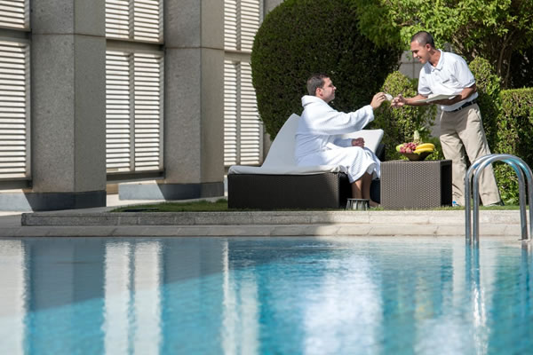 Outdoor Pool -©Four Seasons Hotel Riyadh