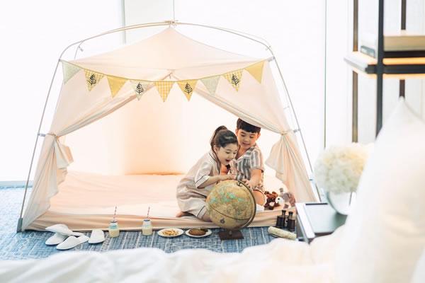 In-room Camping - ©Four Seasons Hotel Seoul - Ken Seet