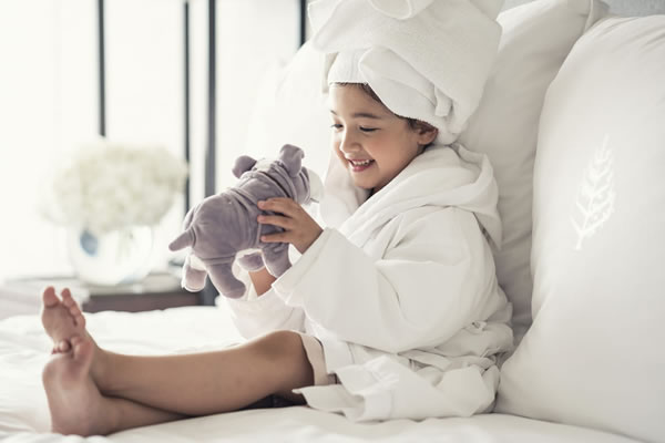 Kids Amenities - ©Four Seasons Hotel Seoul - Ken Seet