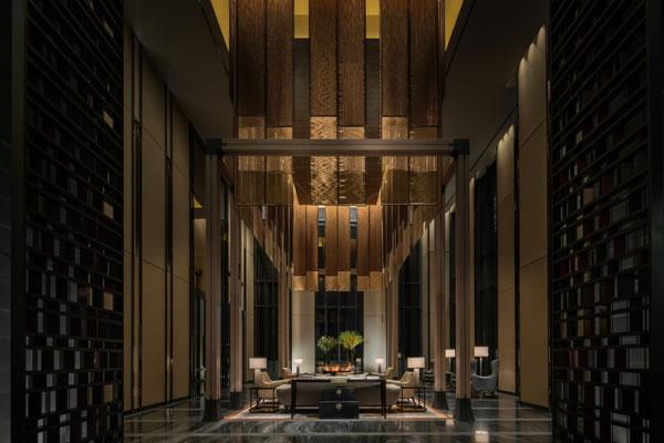 Lobby Living Room - ©Four Seasons Hotel Seoul - Ken Seet