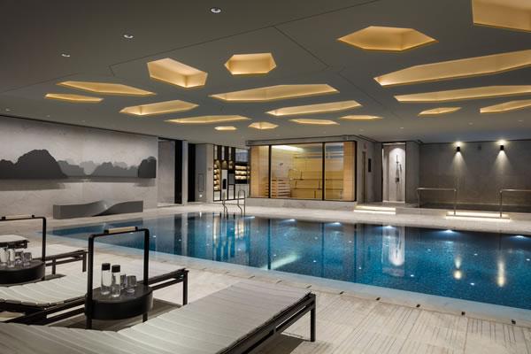 Indoor Pool - ©Four Seasons Hotel Seoul - Ken Seet