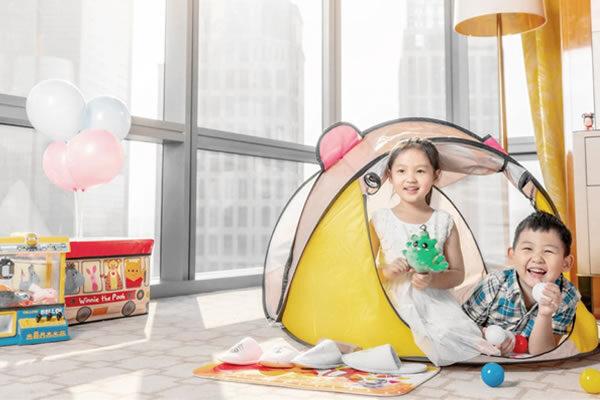 Kids For All Seasons - ©Four Seasons Hotel Tianjin