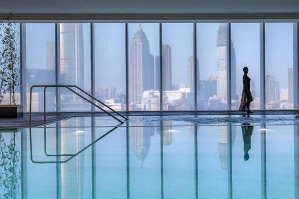 Swimming Pool - ©Four Seasons Hotel Tianjin