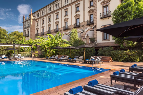 Outdoor Swimming Pool - ©Hotel Alfonso XIII, a Luxury Collection Hotel, Seville
