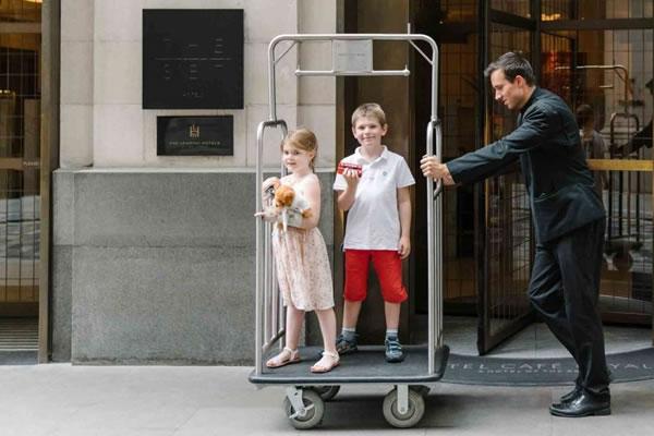 Kids - ©Hotel Café Royal London / The Set Collection