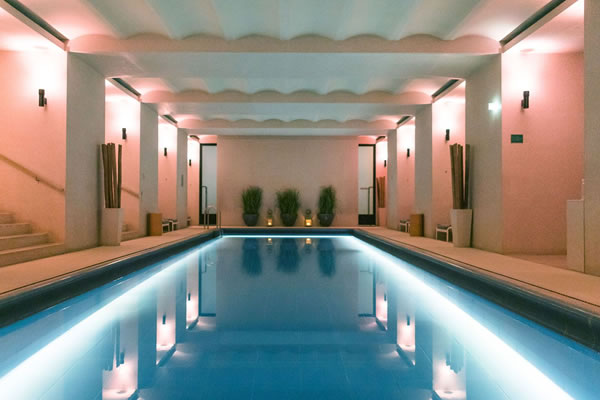 Swimming Pool - ©Hotel Café Royal London / The Set Collection