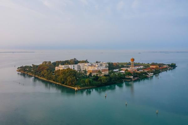 Isola Delle Rose ©JW Marriott Venice Resort & Spa