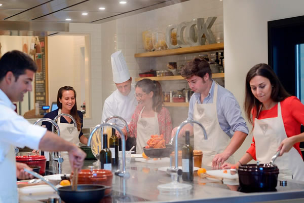 Cooking Class ©JW Marriott Venice Resort & Spa