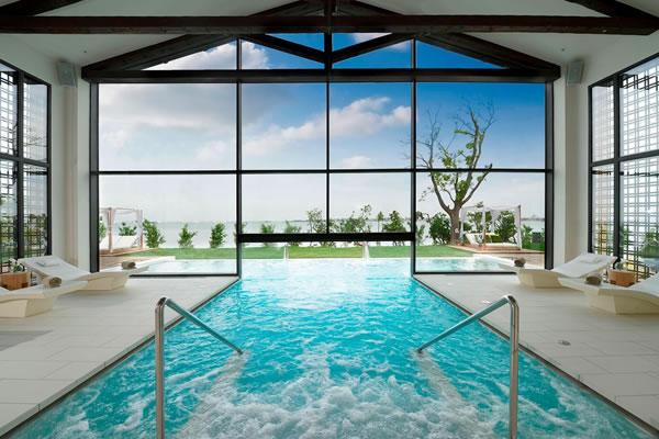 JW Venice Spa Pool ©JW Marriott Venice Resort & Spa