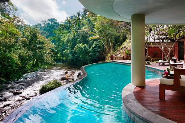 Two Bedroom Pool Villa -©Mandapa, a Ritz-Carlton Reserve, Bali
