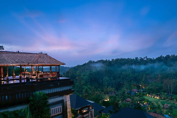 Welcome Pavilion - ©Mandapa, a Ritz-Carlton Reserve, Bali