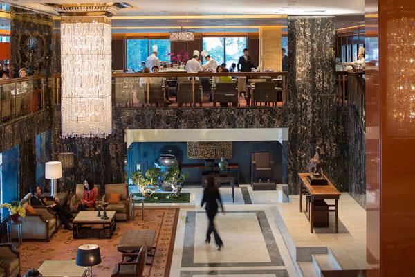 Clipper Lounge -©Mandarin Oriental, Hong Kong