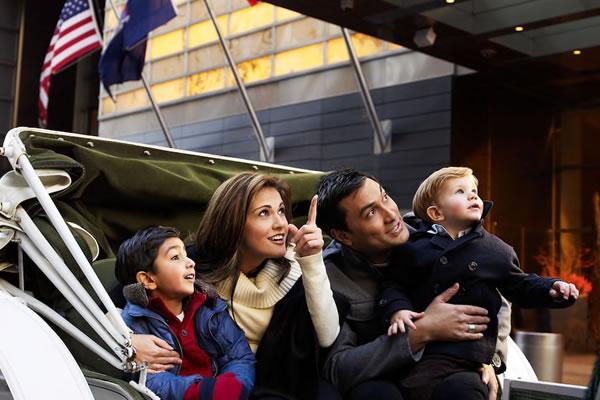 Mini Manhattan Family Getaway at Mandarin Oriental, New York