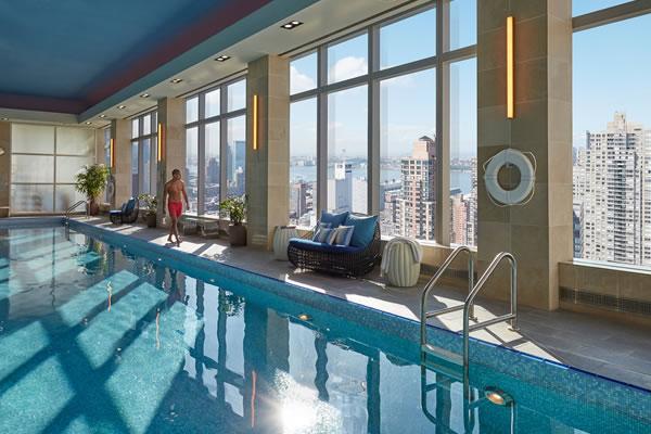Indoor Pool - ©Mandarin Oriental, New York