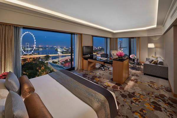 Ocean Grand Room - ©Mandarin Oriental, Singapore