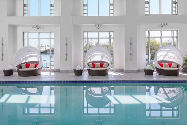 Indoor Swimming Pool - ©Mandarin Oriental, Washington D.C.
