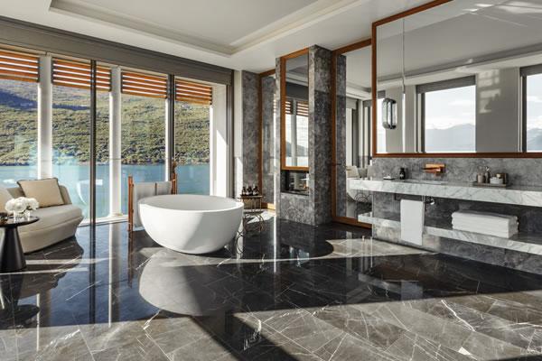 Bathroom in Suite One -©One&Only Portonovi, Montenegro