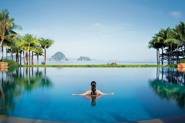 Infinity Pool ©Phulay Bay, A Ritz-Carlton Reserve, Krabi