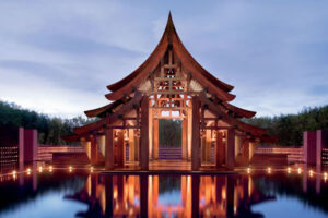 Welcome Pavilion - ©Phulay Bay, A Ritz-Carlton Reserve, Krabi