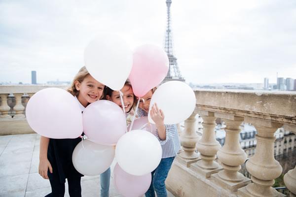 Family Fun Offer at Shangri-La Hotel, Paris