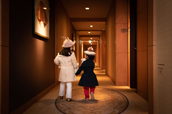 Family Experience Staycation - ©Shangri-La Hotel Tokyo