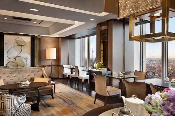 Horizon Club Lounge - ©Shangri-La Hotel, Tokyo