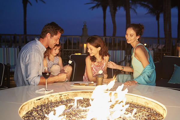 S'mores -©Eau Palm Beach Resort & Spa