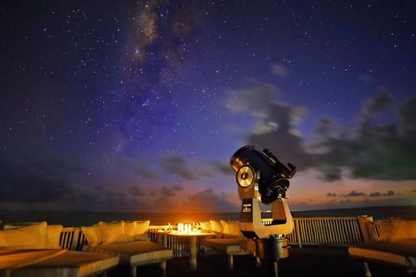 Soneva Jani - Observatory & Astronomy - ©Soneva Jani