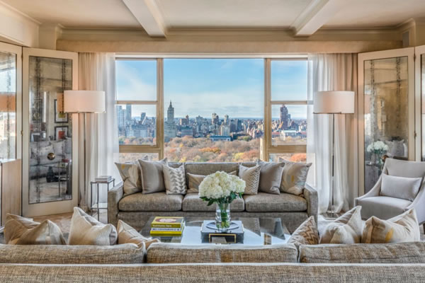 Presidential Suite - ©The Carlyle, A Rosewood Hotel