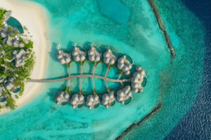 Aerial ©The Nautilus Beach & Ocean Houses, Maldives