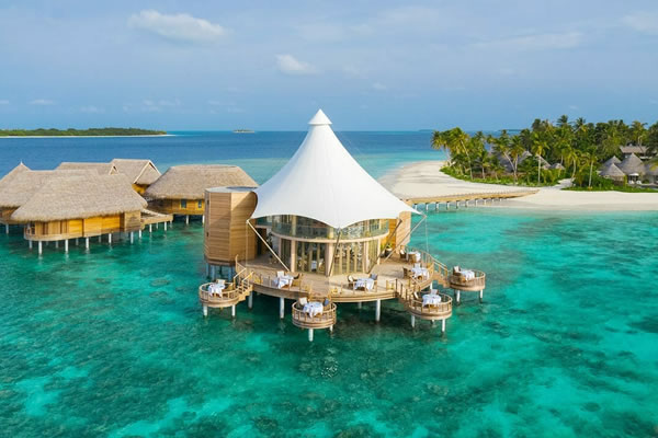 Zeytoun Dining ©The Nautilus Beach & Ocean Houses, Maldives