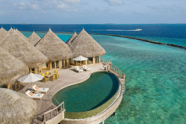 Ocean Residence ©The Nautilus Beach & Ocean Houses, Maldives