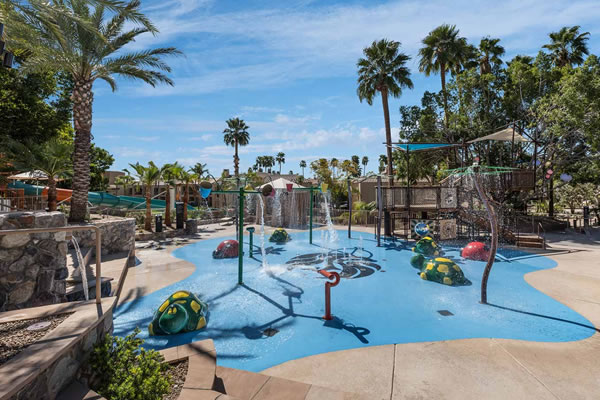 Kids Splash Zone - ©The Phoenician, A Luxury Collection Resort, Scottsdale