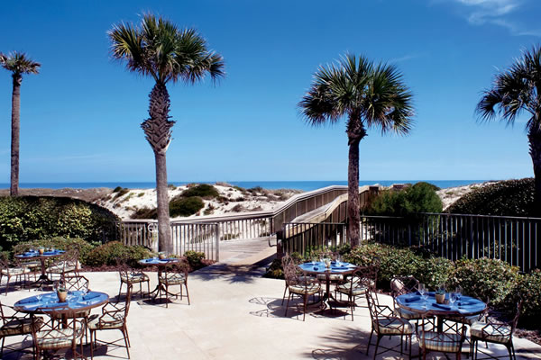 The Ocean Bar & Grill- ©The Ritz-Carlton, Amelia Island