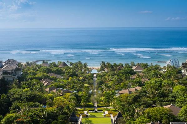 Resort Aerial View - ©The Ritz-Carlton, Bali