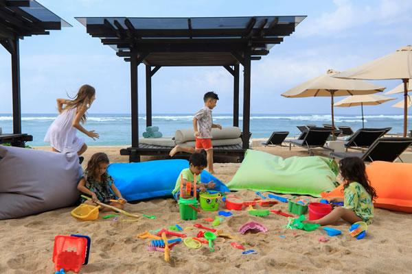 Fun at the Beach - ©The Ritz-Carlton, Bali