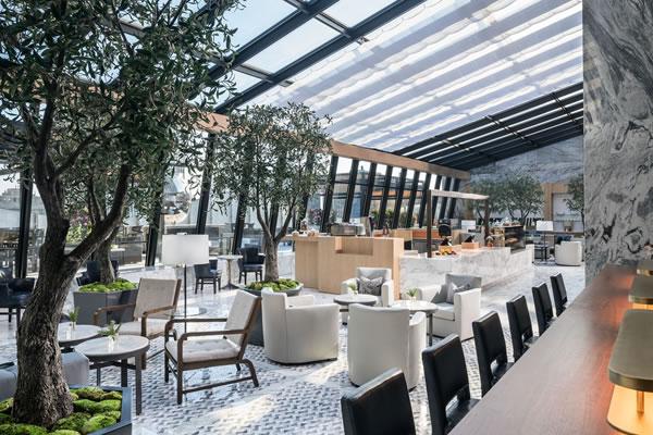 The Cafe - ©The Ritz-Carlton, Chicago