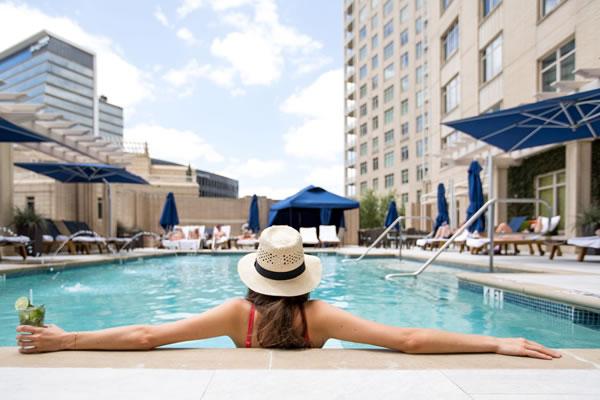 Outdoor Pool - ©The Ritz-Carlton, Dallas