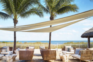 Dune Burgers on the Beach - ©The Ritz-Carlton Key Biscayne, Miami