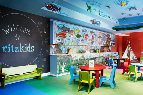 Ritz Kids® Kids Club - ©The Ritz-Carlton Key Biscayne, Miami