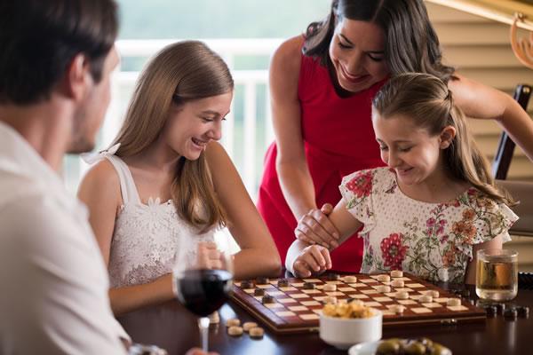 Family Time - ©The Ritz-Carlton Orlando, Grande Lakes