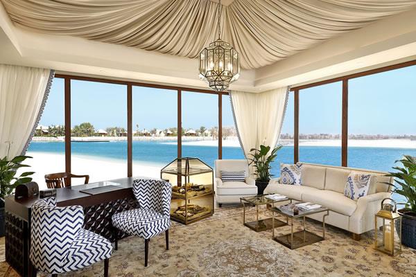 The Lobby - ©The Ritz-Carlton Ras Al Khaimah, Al Hamra Beach