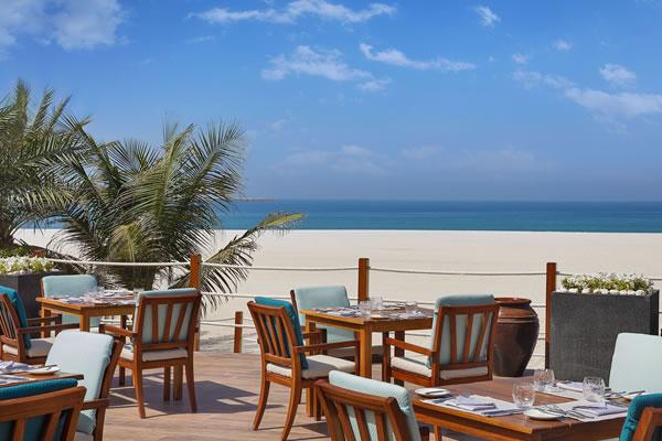 Shore House Terrace - ©The Ritz-Carlton Ras Al Khaimah, Al Hamra Beach