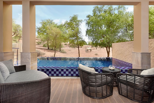 Al Rimal Pool Villa-©The Ritz-Carlton Ras Al Khaimah, Al Wadi Desert
