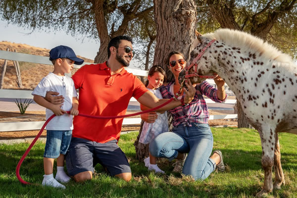 Family Adventures Offer -©The Ritz-Carlton Ras Al Khaimah, Al Wadi Desert