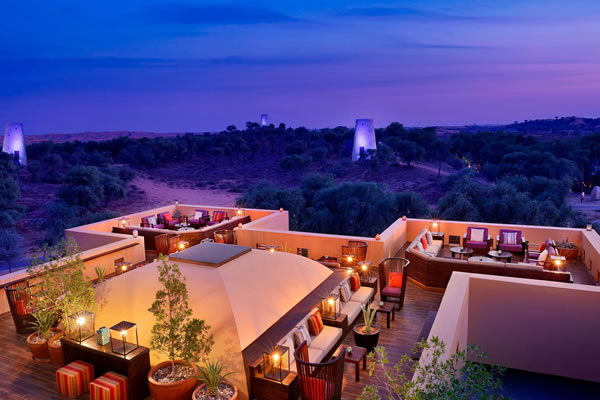 Moon Bar -©The Ritz-Carlton Ras Al Khaimah, Al Wadi Desert