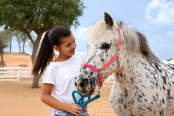 Ritz Kids® Rangers at The Ritz-Carlton Ras Al Khaimah, Al Wadi Desert