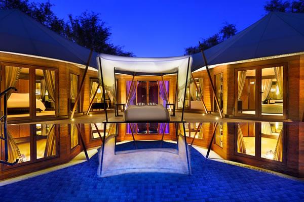 Tented Villa -©The Ritz-Carlton Ras Al Khaimah, Al Wadi Desert